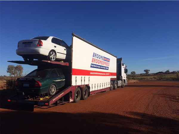 Broome Broome Transport