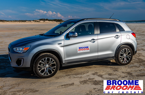 Relocation hire car Broome